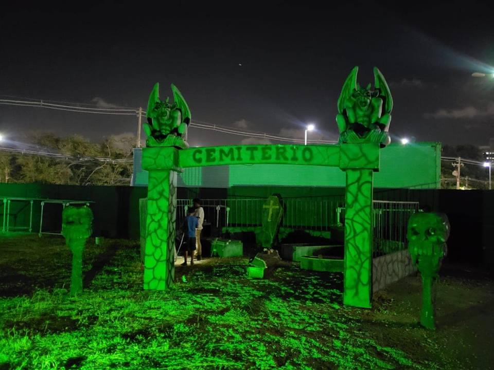 Cidade do Terror e Mega Park - A Cidade do Terror chega a Fortaleza para  momentos de muita adrenalina e diversão no estacionamento do Shopping  Iguatemi ... 12bf5c5fcd