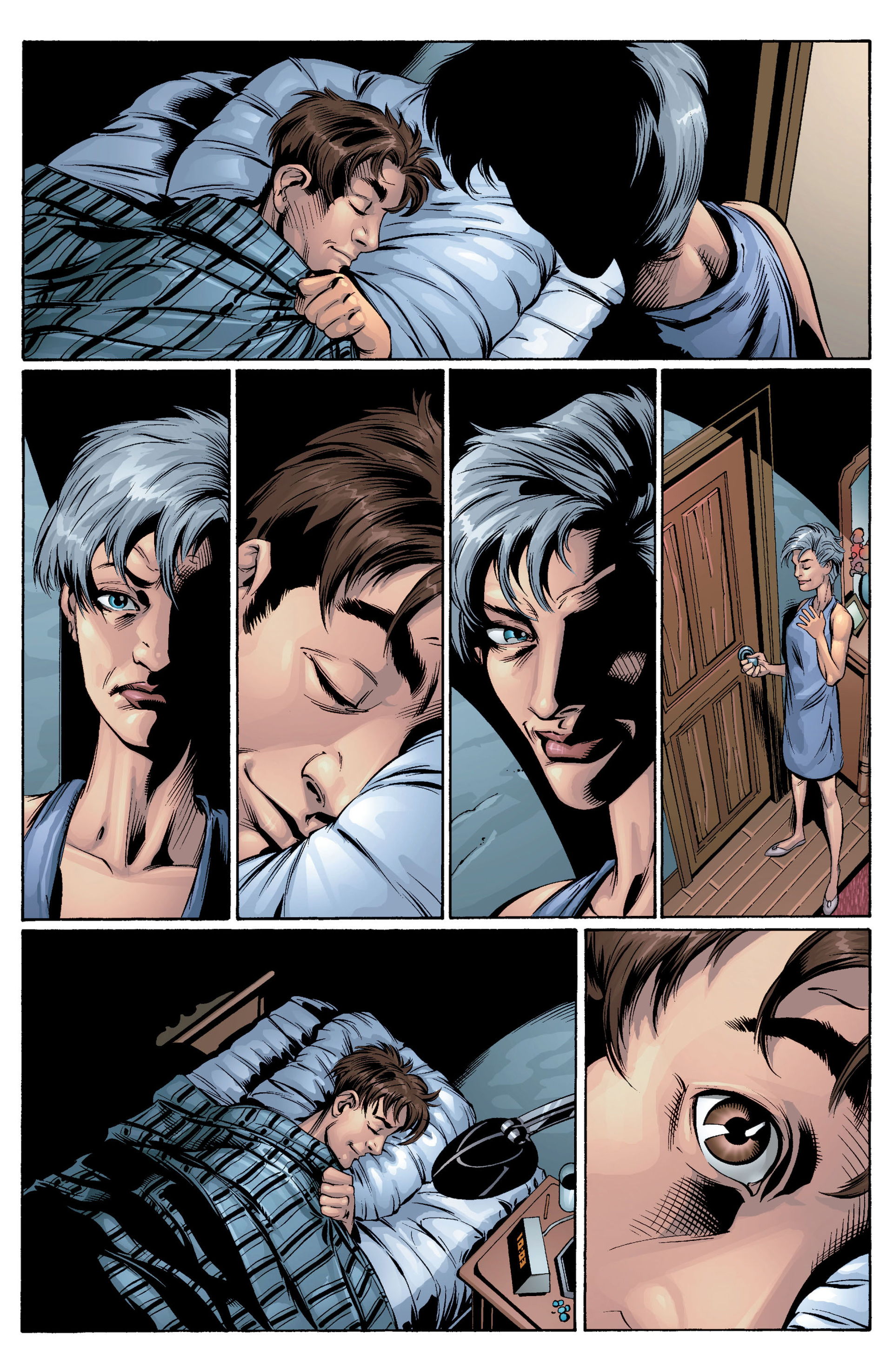 Read online Ultimate Spider-Man (2000) comic -  Issue #30 - 22
