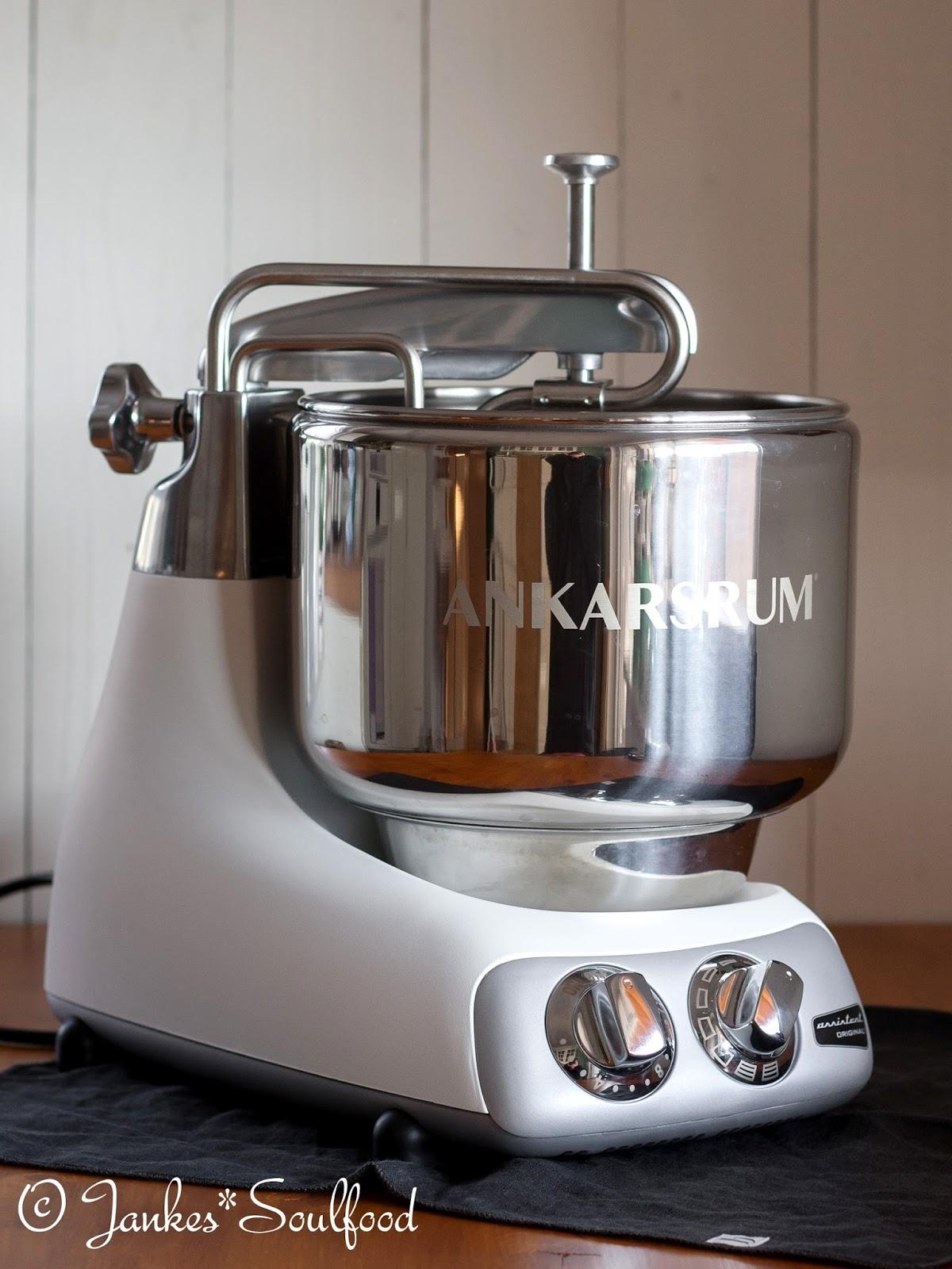 Küchenmaschine im Test