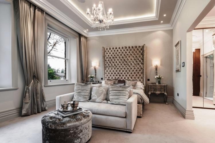 Idée chambre adulte de luxe: 29 photos exquises de meubles ...