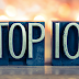 Top 10 Songs of the Week - #TTop10