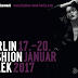 Berlin Fashion Week 2017