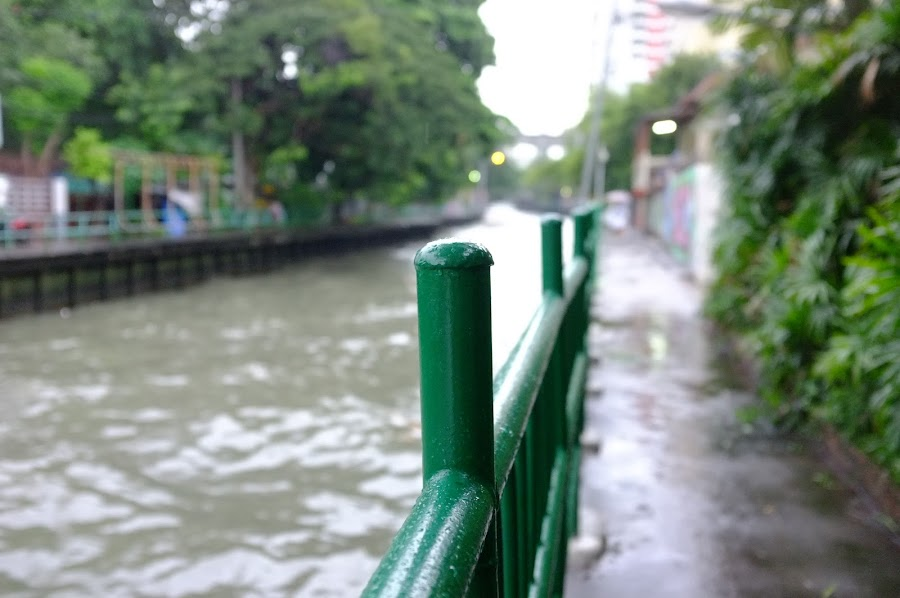 Baan Khrua neighborhood in Bangkok