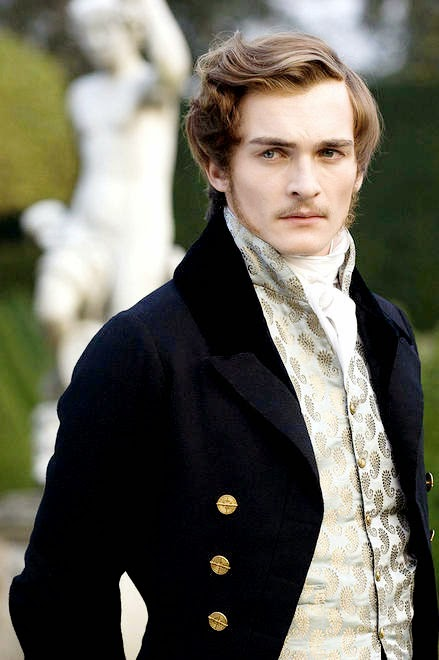 the young victoria movie image Rupert friend%2520(1) Sites et blogs lusophones