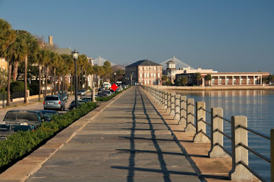 Charleston in South Carolina