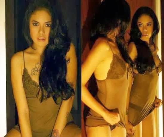 artis indonesia bugil telanjang