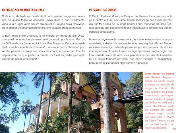 Ebook Top 100 do Rio de Janeiro