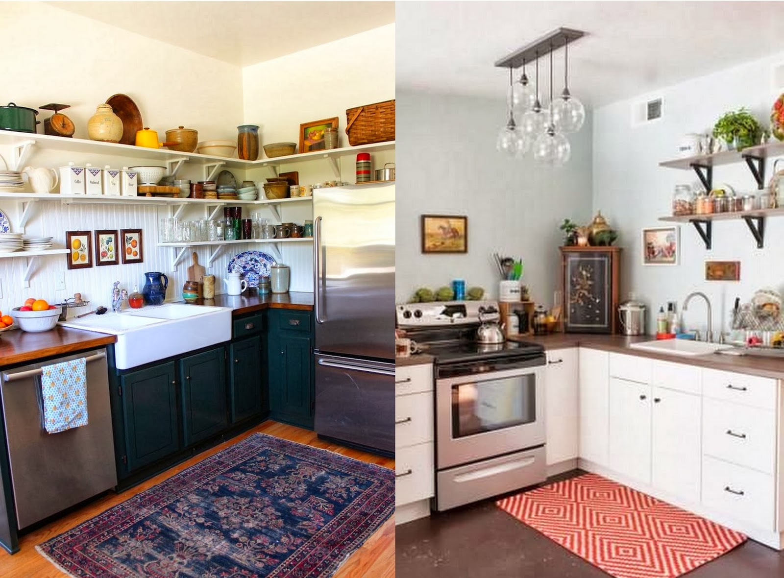 GYPSY YAYA: Open Shelvin' In The Kitchen & Other Rental