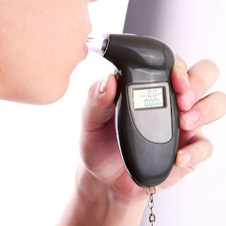 save your heath, LCD Alcohol Breathalyzer,  Detector Breathalyzer Test £4.99 on ebay UK