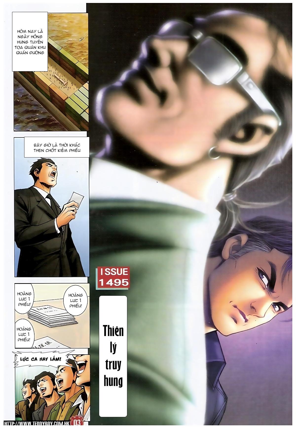 Người Trong Giang Hồ - Chapter 1495: Thiên lý truy hung - Pic 2