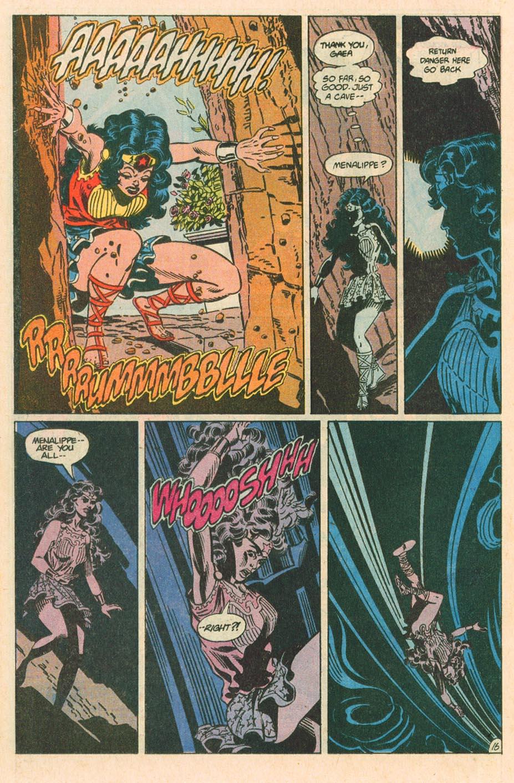 Read online Wonder Woman (1987) comic -  Issue #38 - 17