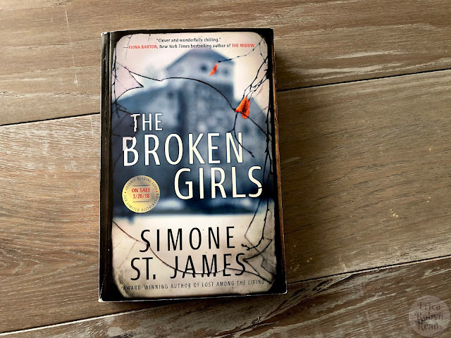 Book Review of The Broken Girls by Simone St. James