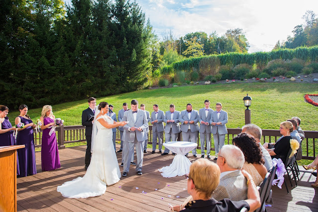weddings at peek n peak resort
