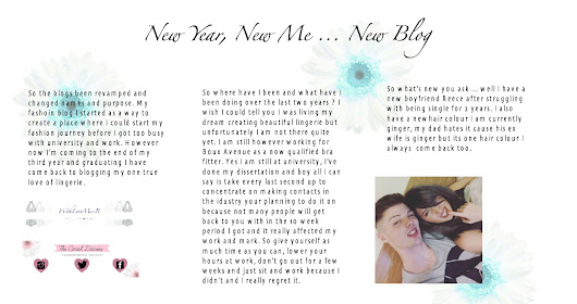 New Year, New Me and New Blog