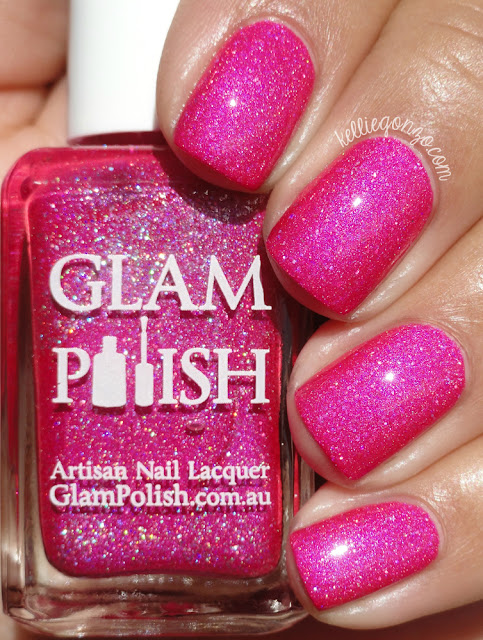 Glam Polish Everyone Has a Secret Identity