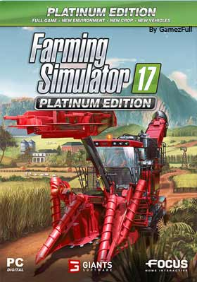 Farming Simulator 17 PC Full Español | MEGA