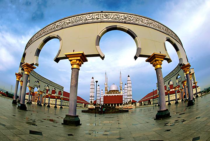 Masjid Masjid Unik Di Indonesia