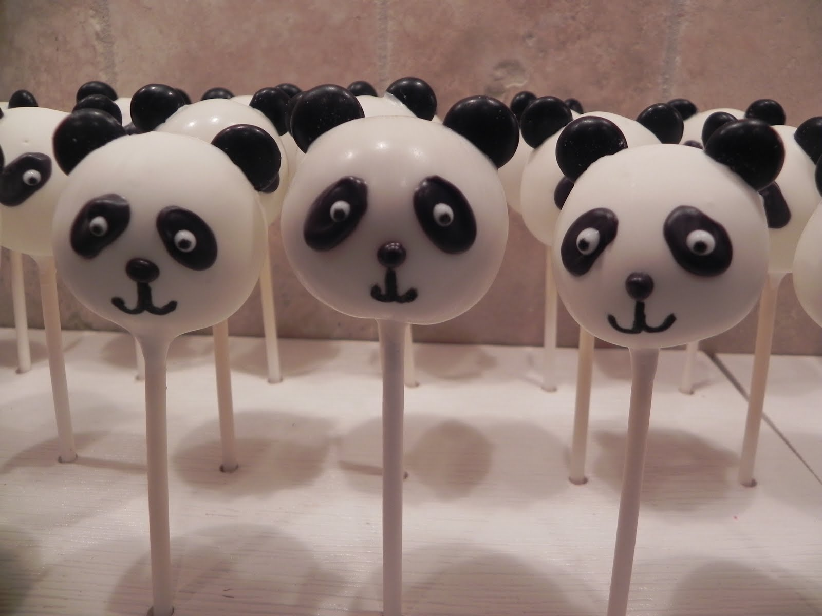Cake Pop Panda Monium In Nashville Tn