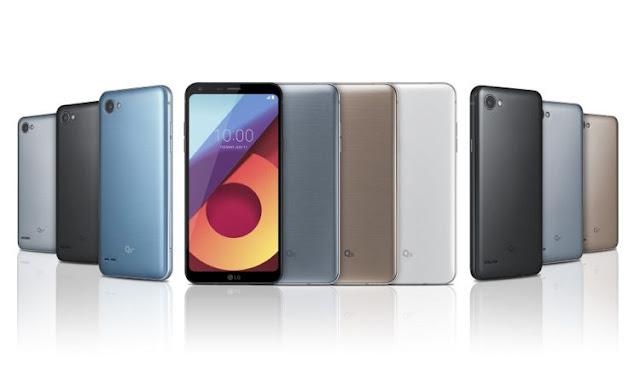 شركة LG تعلن عن إطلاق هاتفها الذكي LG Q6 في الامارات