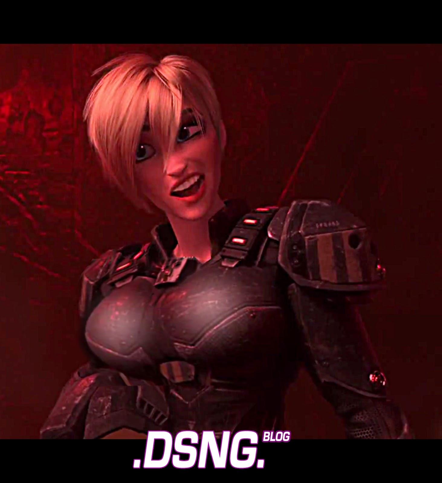 Dsngs Sci Fi Megaverse Wallpapers Of Sergeant Tamora -7436