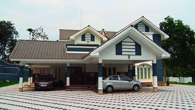 Modern house designs part 1 bahay ofw for Modern house 8 part 3