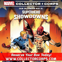 Collector Corps Super Hero Showdowns
