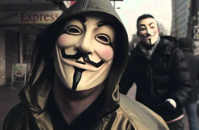 Anonymous Cool FB Profile Picture