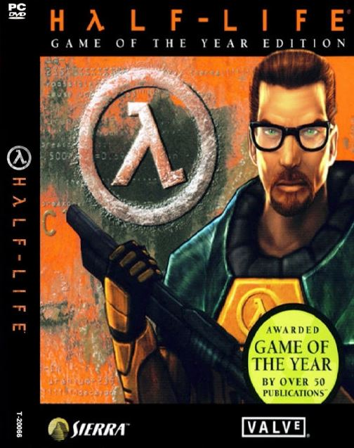Free Download Half-Life PC - omahunduh.com