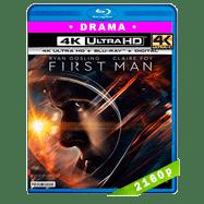 El primer hombre en la Luna (2018) 4K UHD Audio Dual Latino-Ingles