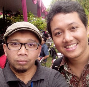 Bersama Akh Nurhadi