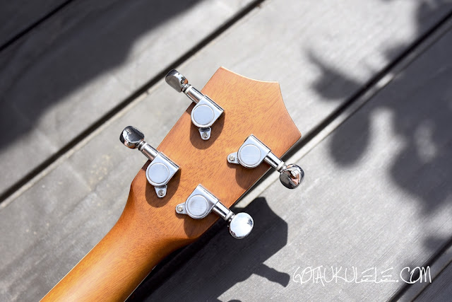 Sound Smith Resonator Ukulele tuners