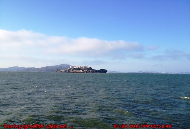 Fisherman's Wharf to  Alcatraz Tour