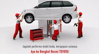 Bengkel Toyota DKI Jakarta