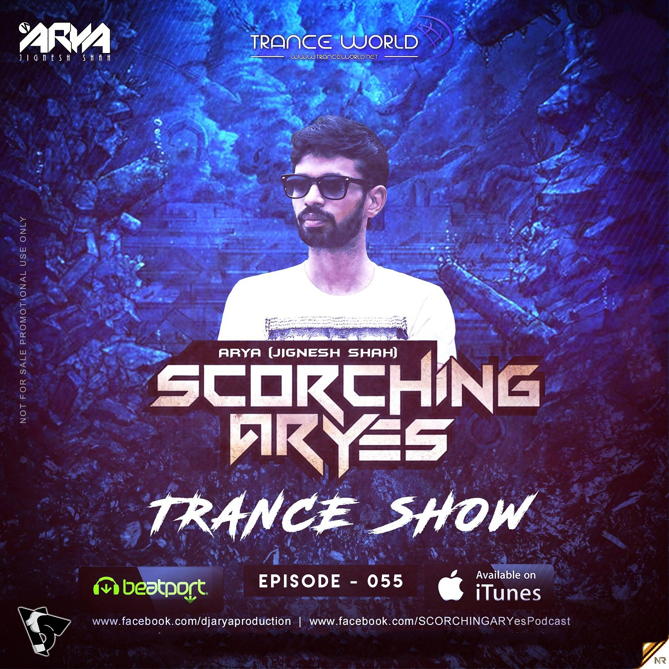 SCORCHING ARYes Episode 055 - ARYA (Jignesh Shah)