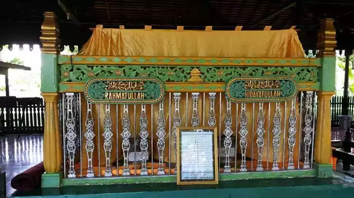 Cerita Sejarah Ringkas Datu Haji Batu Banjarmasin Kalimantan Selatan