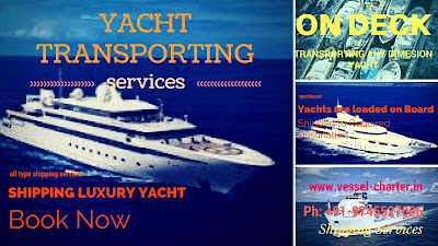Shipping Yacht by Sea, Transporting Yacht, Luxury Yacht Carrier,