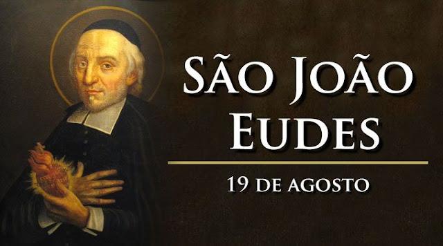 São João Eudes promotor da devoção ao Sagrado Coração de Jesus