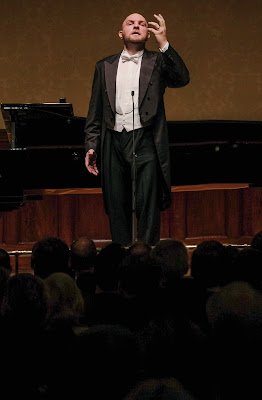 Simone Piazzola - Rosenblatt Recital - photo Jonathan Rose