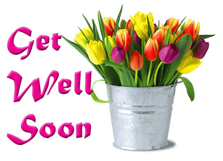 Get Well Soon Wallpapers for Girlfriend
