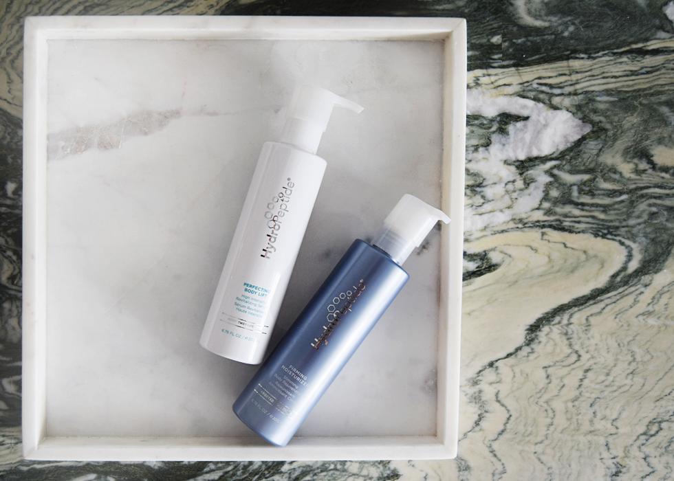 Beauty, HydroPeptide, skincare, moisturizer, body cream, body lift