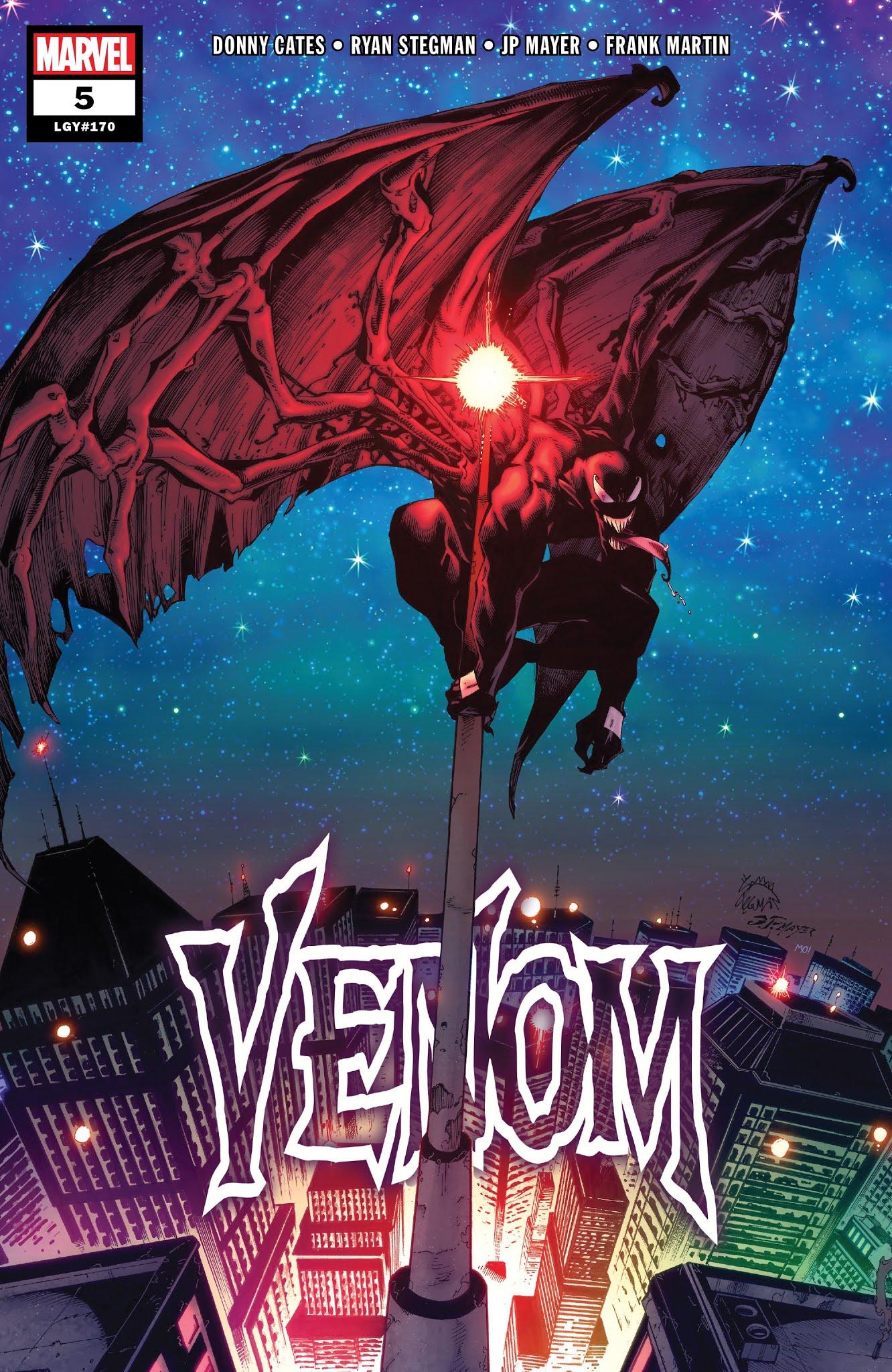 Venom (2018) 5 Page 1