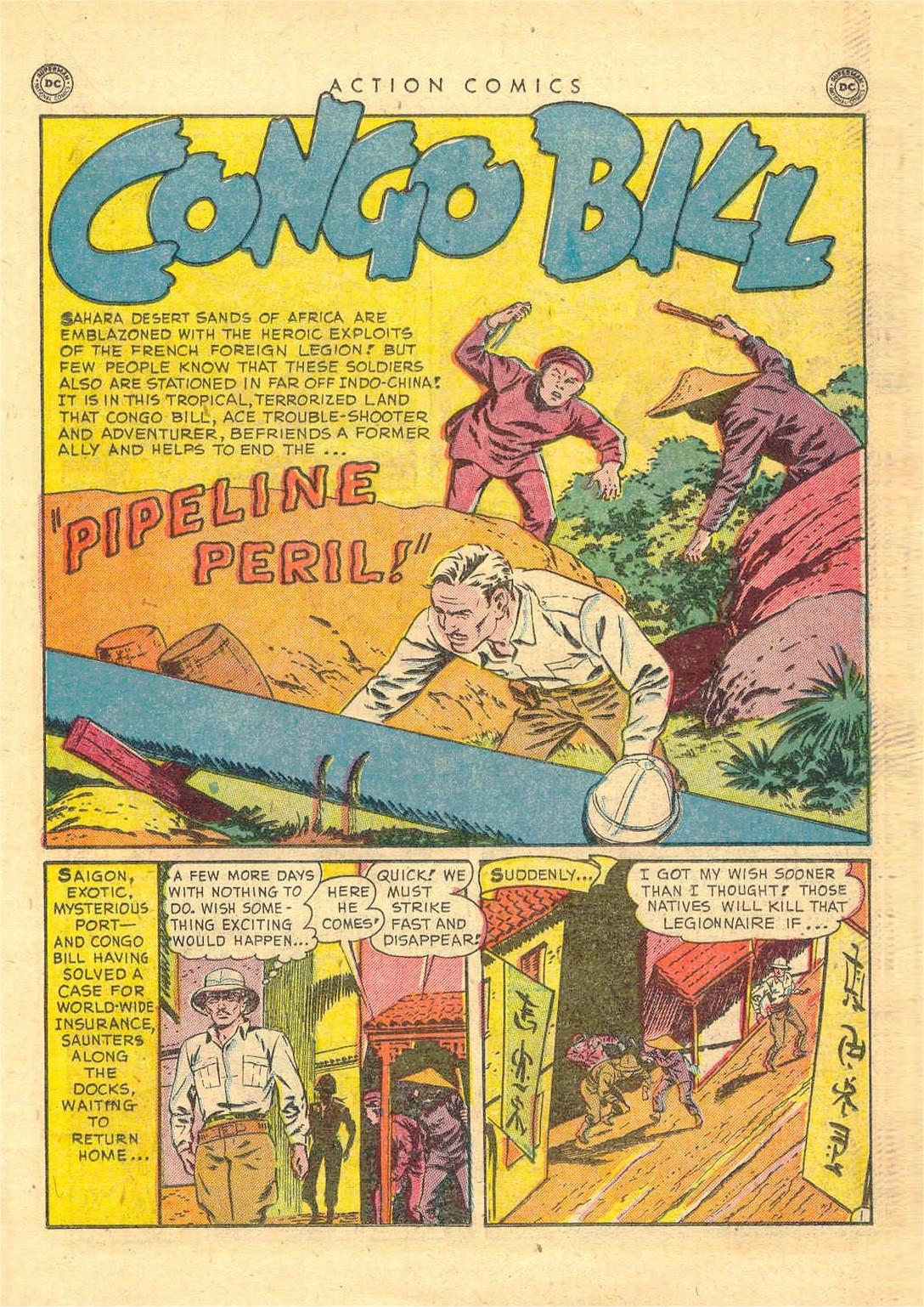 Action Comics (1938) 156 Page 25