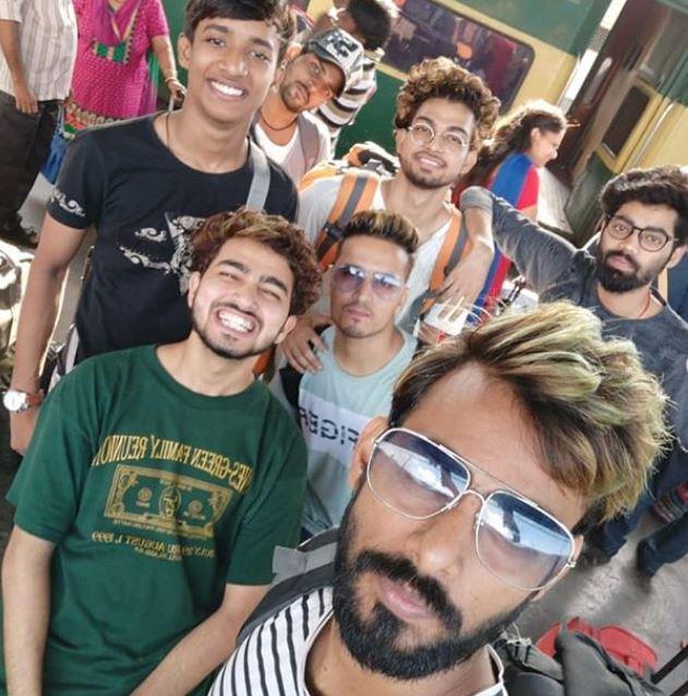 goggle gang