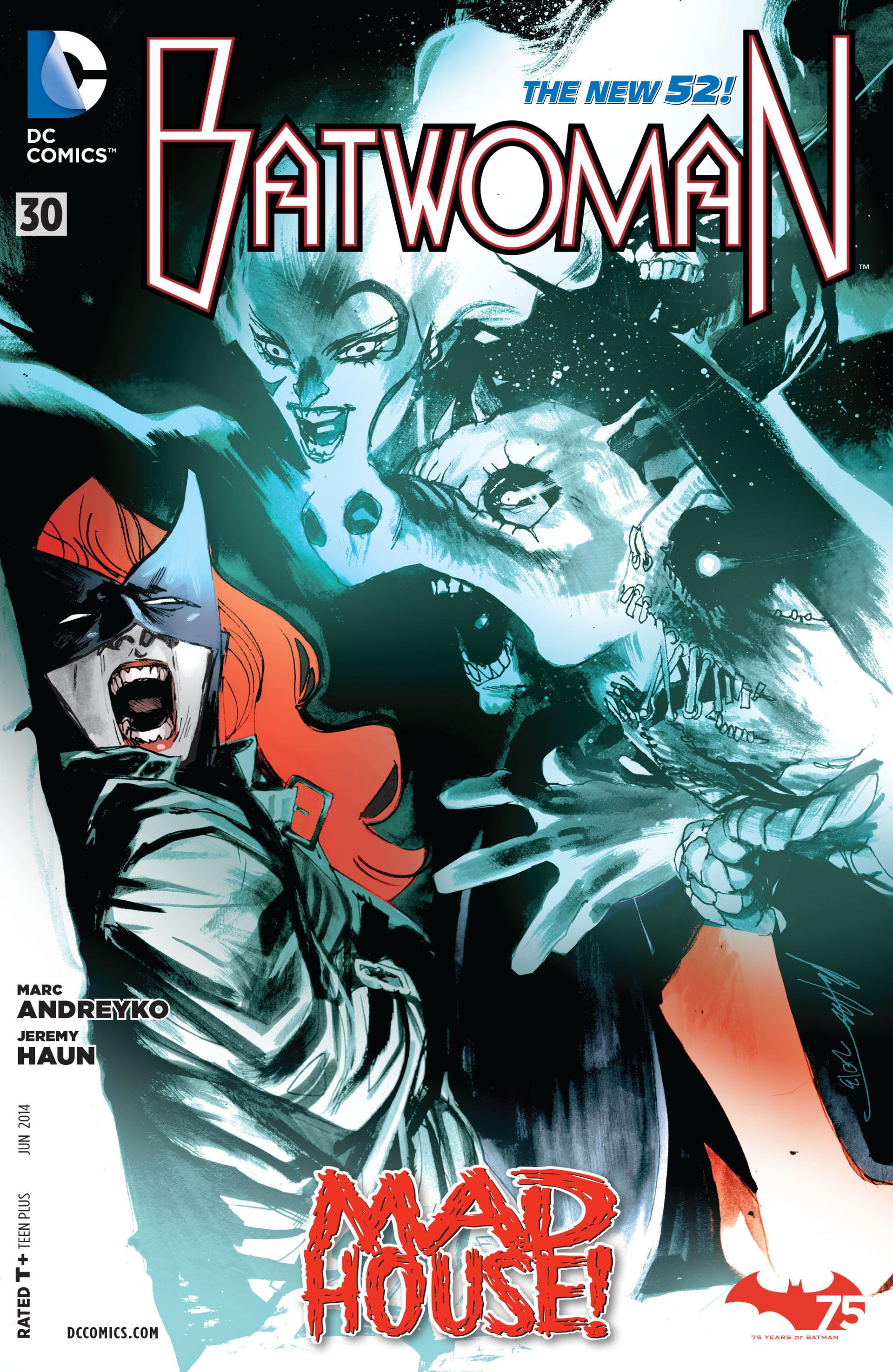 Batwoman (2011) 30 Page 1