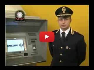 Come difendersi dagli sportelli Bancomat clonati - video