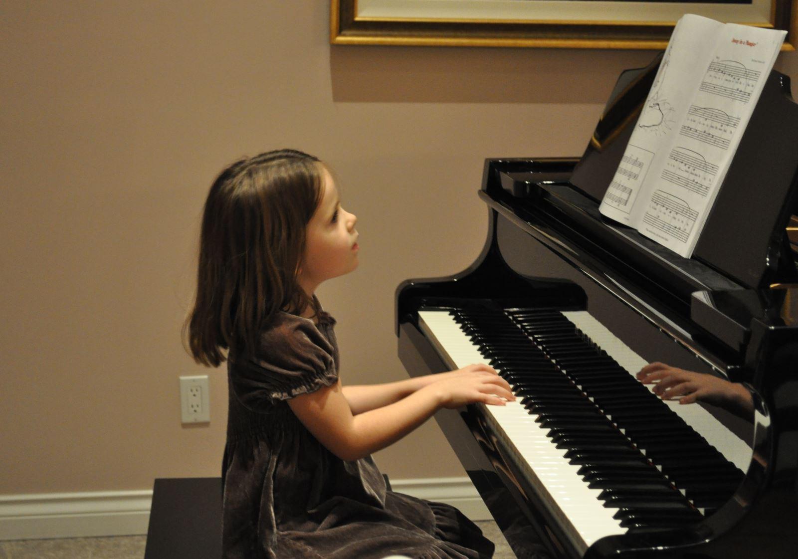 Kích thước các loại đàn Piano cơ