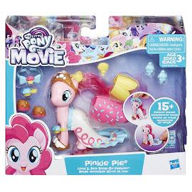 My Little Pony Land & Sea Snap-on Fashion Pinkie Pie Brushable Pony