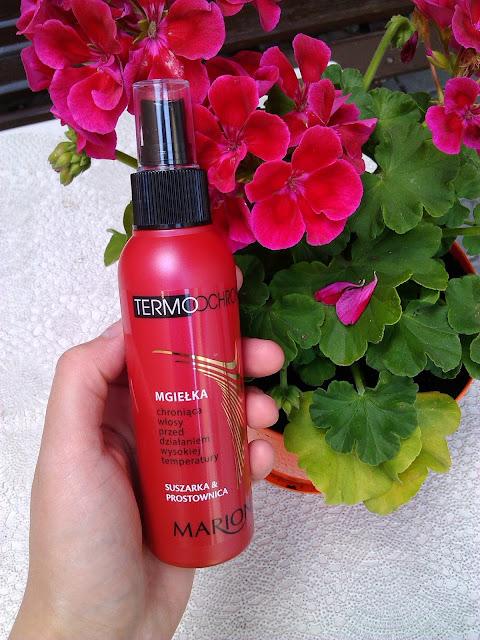 Marion, Termoochrona, Mgiełka chroniąca włosy przed działaniem wysokiej temperatury