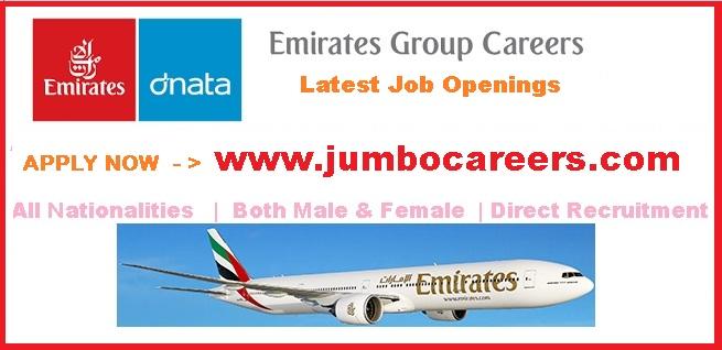 Emirates Group Dubai Careers 2018 Uae Emirates Airlines