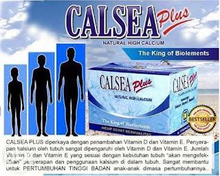 Kandungan Calsea Plus